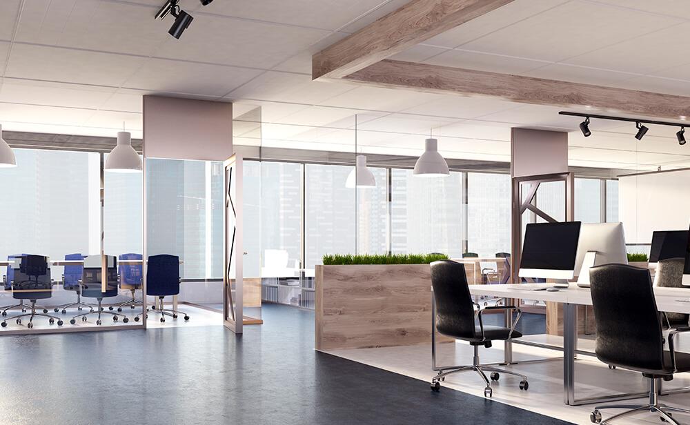 Mateco Levante, oficinas y locales